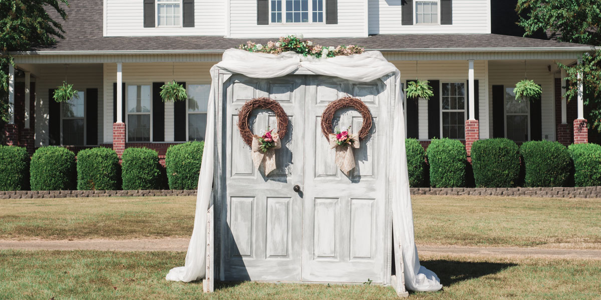 Garland Springs Manor Wedding Rentals