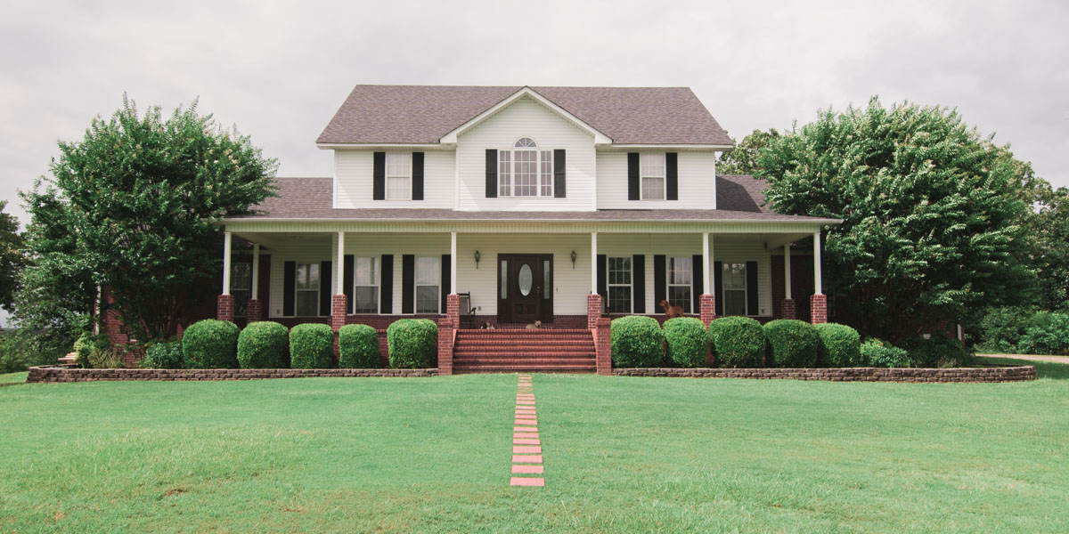 Garland Springs Manor Where Country Meets Elegance